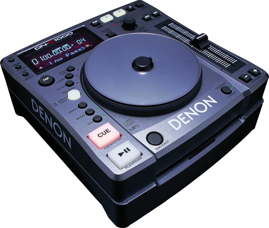 ecf628d21 Player DN-S1000 para DJs da DenonO universo DJ em artigos