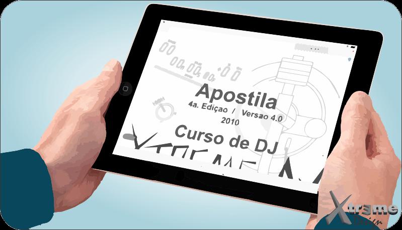 Para que serve o material didático? Qual sua função em um curso de DJ?