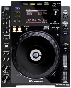 Pioneer CDJ-900 - Equipamento para DJs
