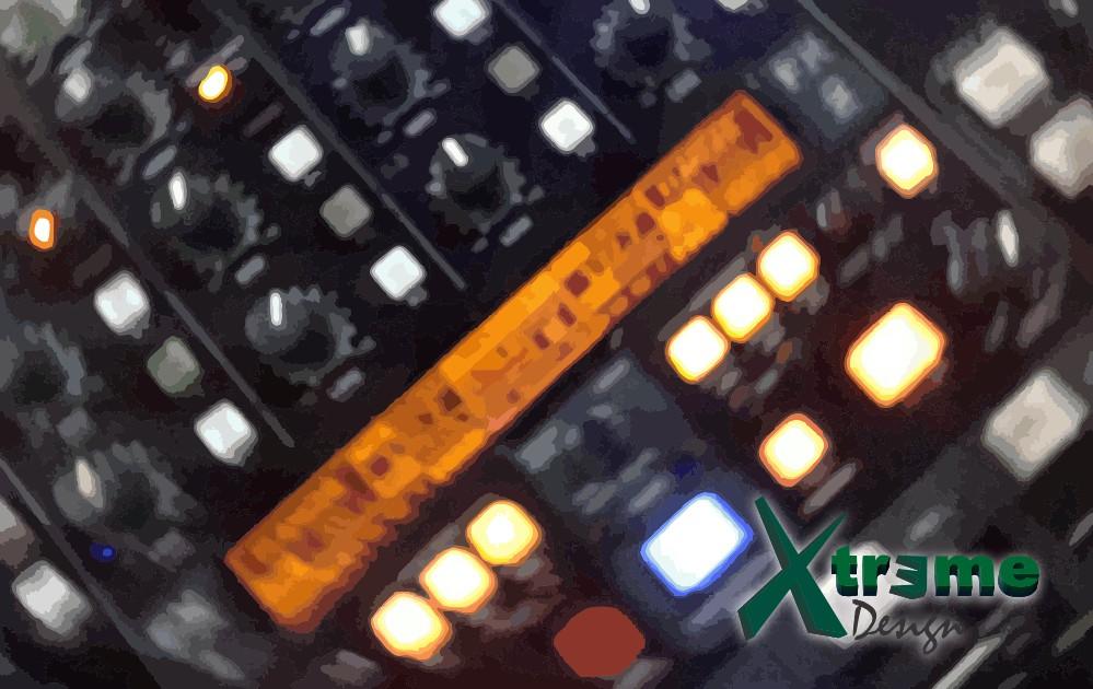 Nosso estúdio / equipamentos e a relação com o desenvolvimento das habilidades dos DJs