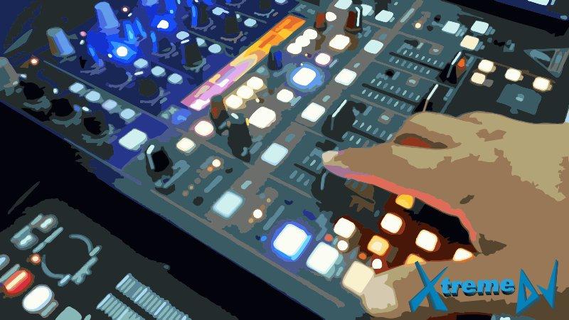 Formação de DJs verdadeiramente bem preparados