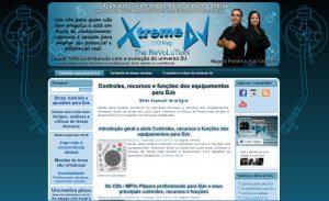 Xtreme-DJ - A free digital book (Um livro digital gratuito)