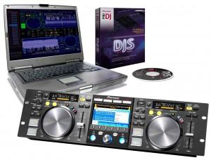 Pioneer MEP-7000 Equipamento para DJs