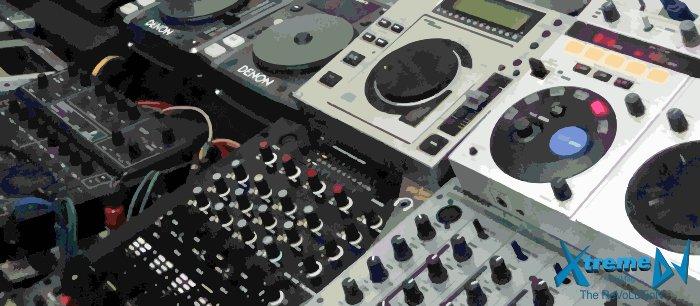 Se ter equipamentos antes de iniciar um curso para DJs