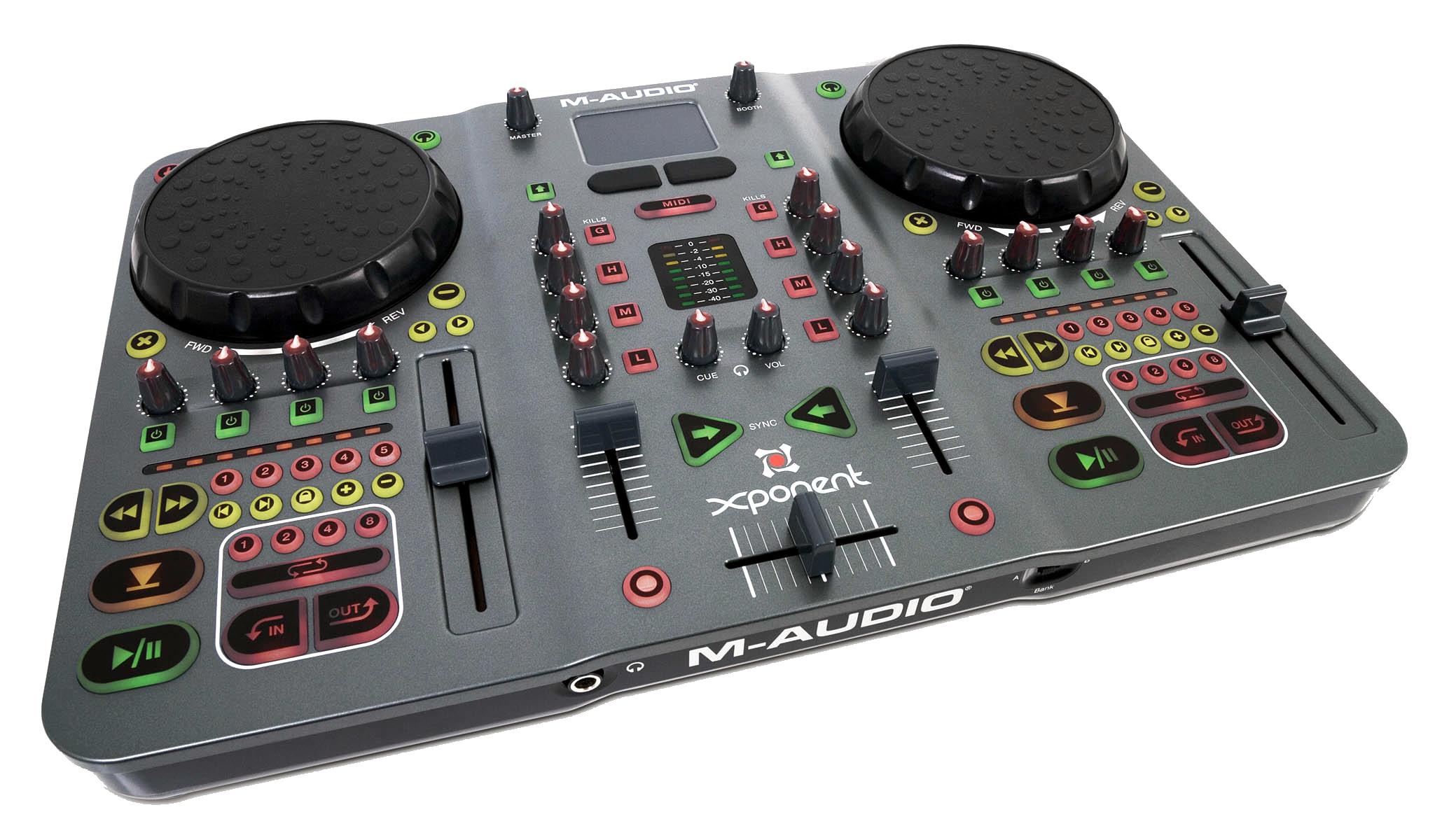 M-Audio Xponent - Controlador para DJs
