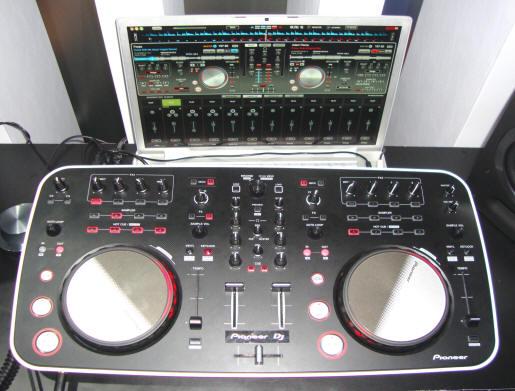 O novo controlador da Pioneer - DJ Ergo