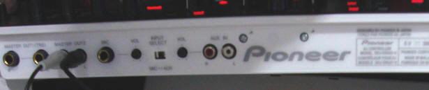 Almentação via USB - DDJ Ergo - Pioneer
