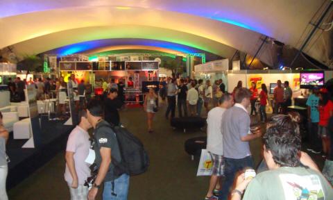 Rio Music Conference 2011 - Feira de negócios