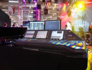 Workstations e iluminação