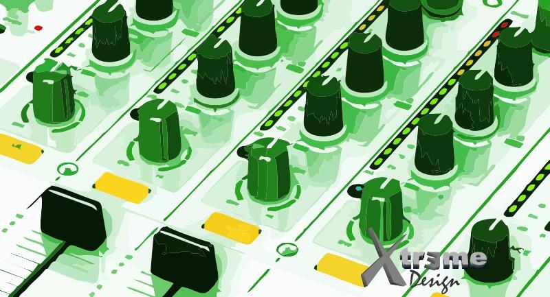 Cursos de DJ e de produção musical com mais de 10 anos e ou renomados também têm baixa eficiência