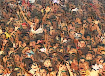 Os DJs e o comportamento de público