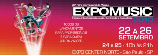 ExpoMusic e as novidades para DJs