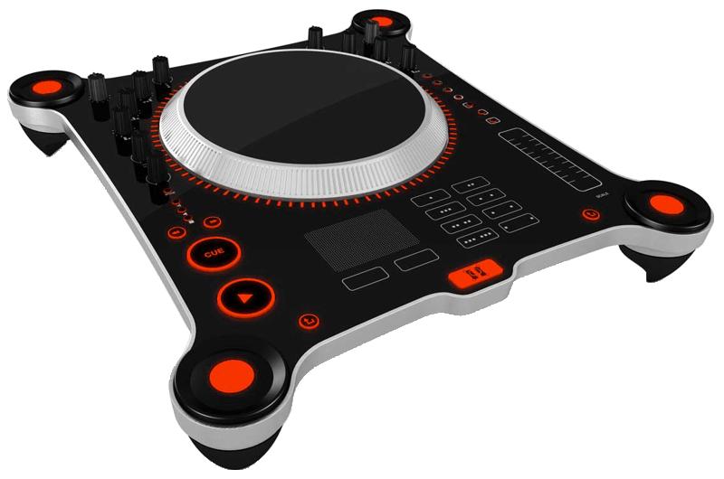 Otus controlador profissional para DJs