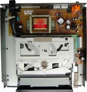 DN-S1000 aberta