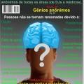 Revista fictícia ilustrativa sobre habilidosos, talentosos e gênios anônimos (DJs amadores e profissionais)