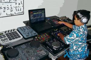 DJs de Live PA e suas principais características e particularidades (KP3 efeito)
