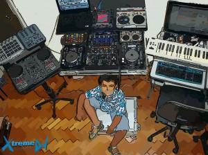 Especialidades da arte e ciência dos DJs e produtores musicais