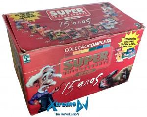 Box CDRom 15 anos revista Superinteressante
