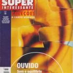 Revista Superinteressante - Ed 120b - Fevereiro 1998 - Ouvido - Som e equilíbrio - Coleção O corpo humano - Edição especial com fita VHS
