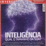 Revista Superinteressante - Ed 256 - Setembro 2008 - Inteligência - Qual o tamanho da sua