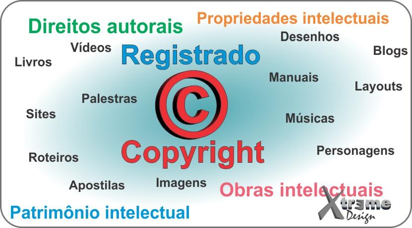 Direitos autorais Registro de suas criações, obras intelectuais é muito mais importante do que possa imaginar