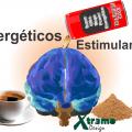 """Os estimulantes / """"energéticos"""" naturais e sintéticos / artificiais"""