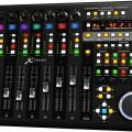 Controle de superfície - equipamento para produtores, DJs, VJs e LJs