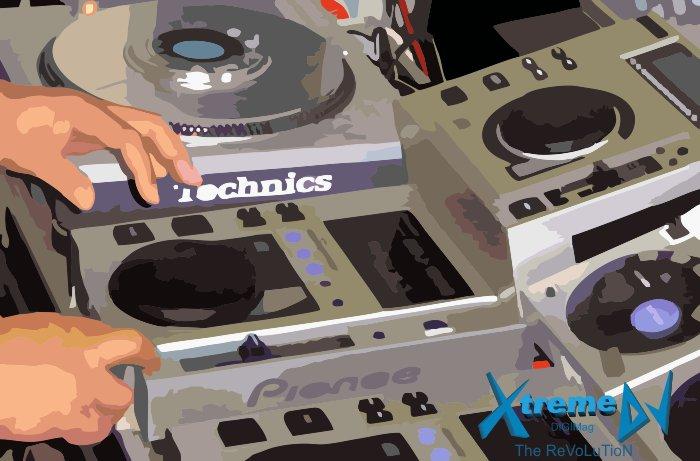 Alguns DJs iniciantes melhores que muitos veteranos e ou famosos renomados