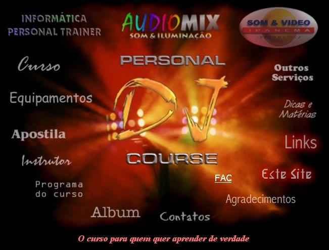 Primeiro site de dicas artigos e de curso de DJ do Brasil