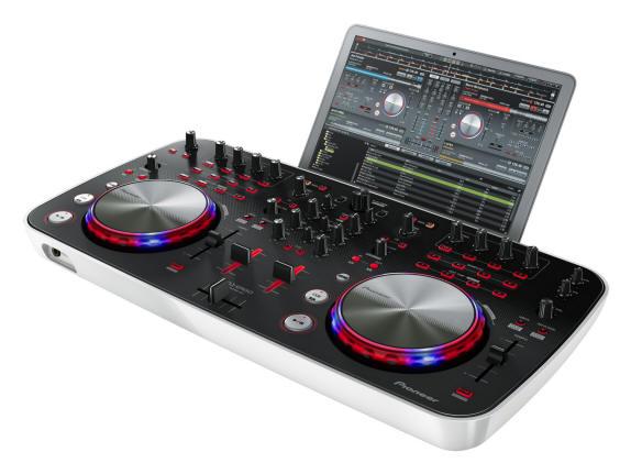 DDJ Ergo Controlador para DJs