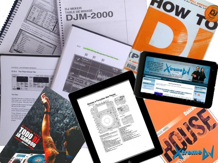 A importância do estudo de materiais técnicos, como apostilas, livros e tutoriais
