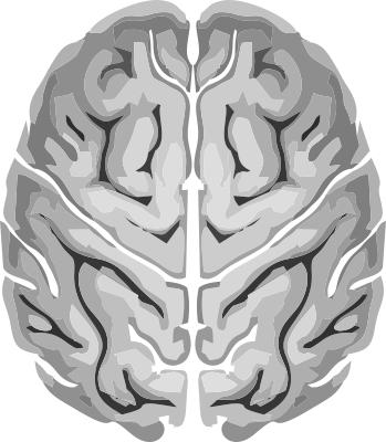 Cérebro preguiça de pensar universo DJ