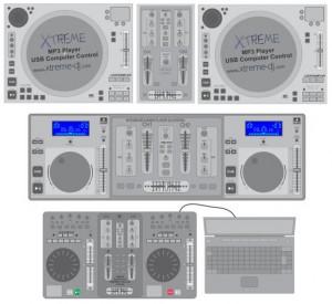Melhores equipamentos para aprender a arte e ciência dos DJs