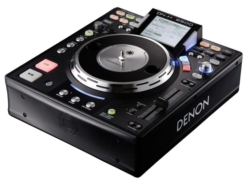 Denon DN-HS5500 profissional DJs MP3 Players
