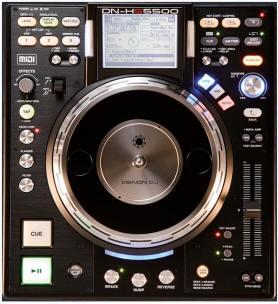 DN HS 5500 hibrido DJ Player