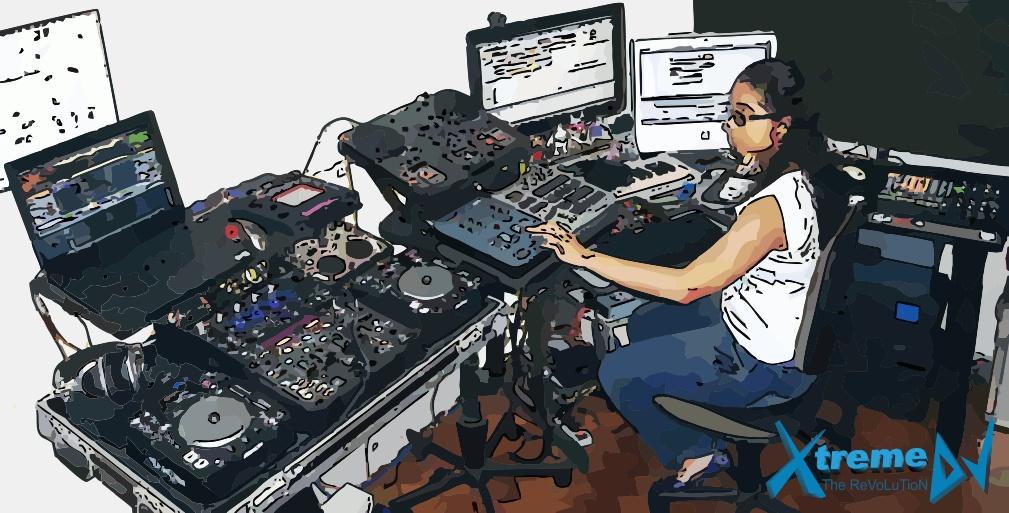 DJs Produtores / Remixers e suas características e particularidades – PC / MAC