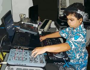 DJs de Live PA e suas principais características e particularidades