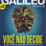 Revista Galileu - Ed 261 - Abril 2013 - Você não decide