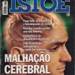 Revista Isto É - Ed 1641 - Março 2001 - Malhação cerebral