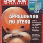 Revista Superinteressante - Ed 130 - Julho 1998 - Aprendendo no útero