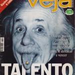 Revista Veja - Ed 1860 - Junho 2004 - Talento